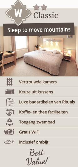 Uitleg van de sleep to move mountains kamer