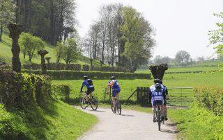 Valkenburg is de perfecte locatie op de wielrennen