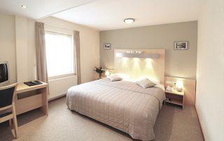 Een hotelkamer bij Hotel Walram